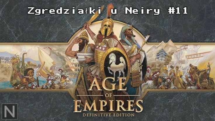 Zgredziałki u Neiry #11 - Age of Empires: Definitive Edition #neiragra