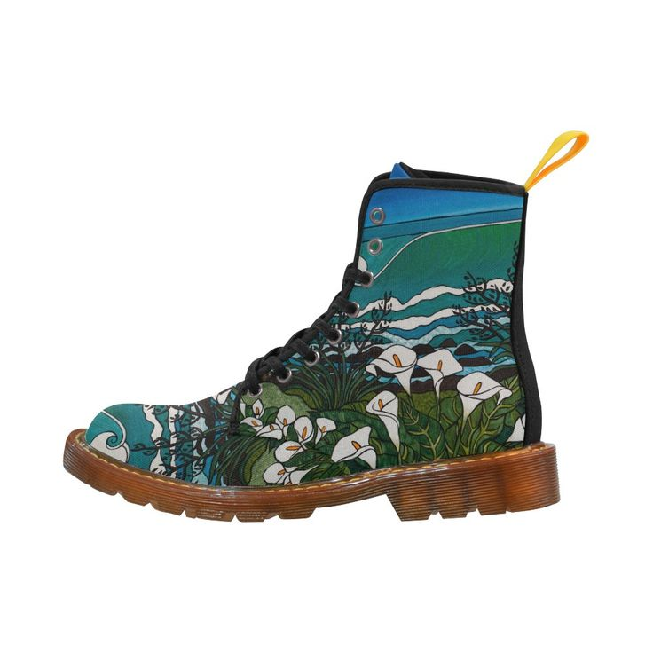 Beyond The Lily Field Boots