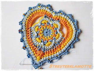 Crochet heartCrochet Heart