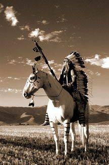 photograph of Native American on horse, by Marilyn Angel Wynn of NativeStock Pictures, Native American Indian . Permission to pin and re-pin. photograph