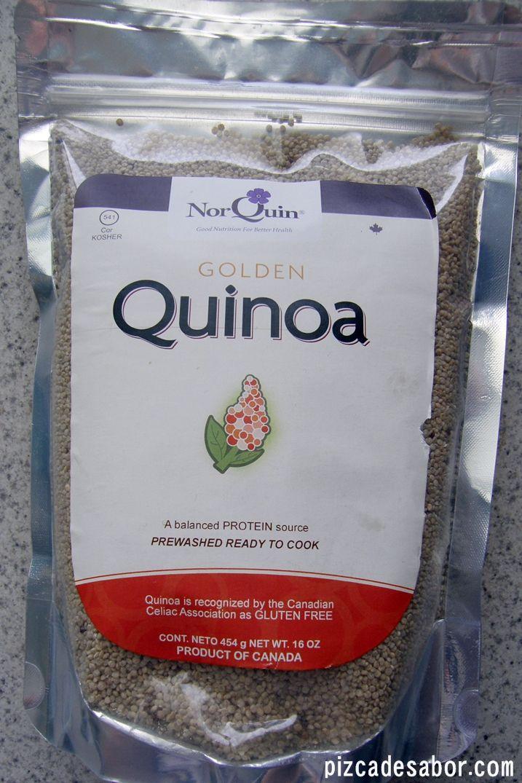 C mo cocinar la qu noa paso a paso recipe quinoa for Cocinar quinoa hinchada