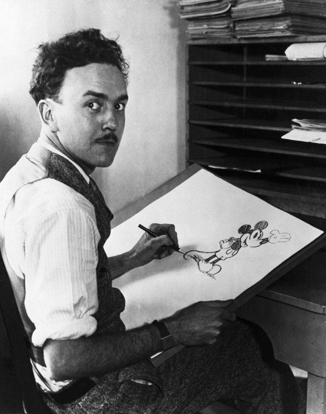 Ub Iwerks (Animator)