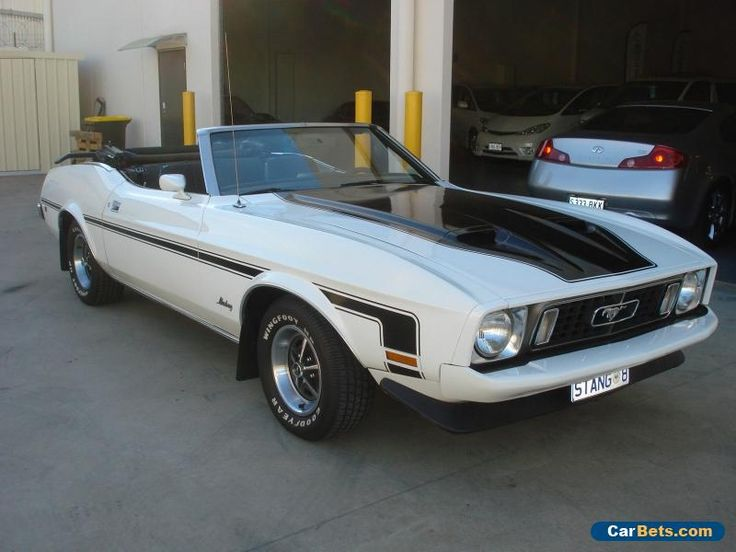 1973 Mustang Convertible #ford #mustang #forsale #australia
