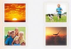 Иллюстрация к словам солнце, счастье, семья, свобода