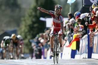 The Joaquim Rodriguez led Katusha team got shut down when they did not receive a UCI WorldtTour license. Photo:Bryn Lennon-Getty Images Europe. www.humanpush.com