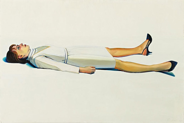1000 Images About Portraits Wayne Thiebaud On Pinterest