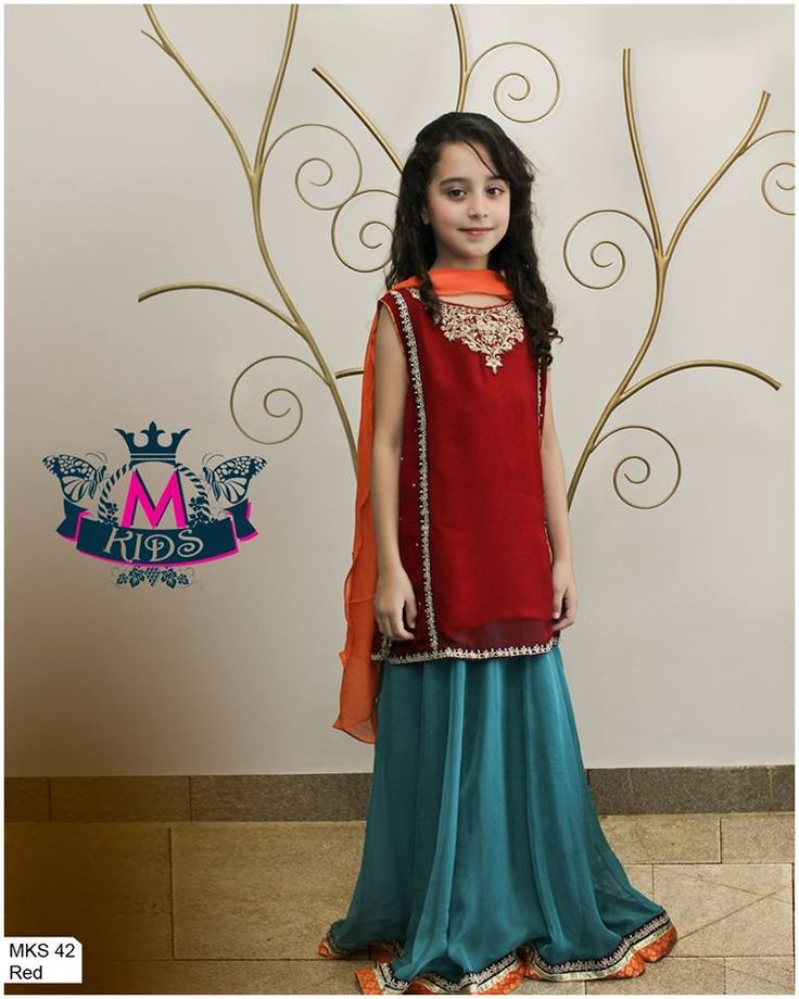 Birthday Dress Collection: Kids Wear Dresses Latest Collection 2015-2016