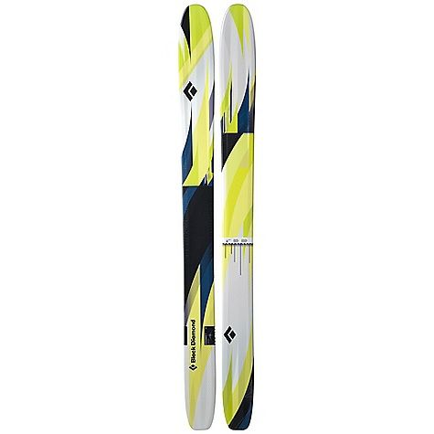 Image of Black Diamond Gigawatt Skis