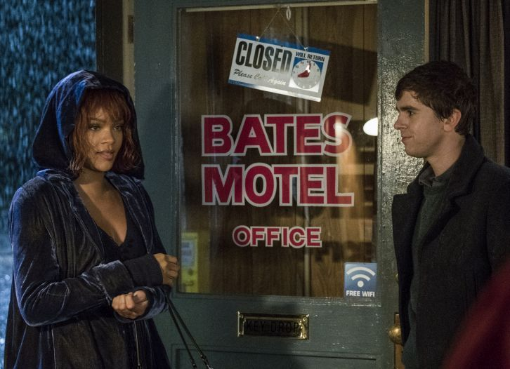 Bates Motel - Episode 5.06 - Marion - Promotional Photos Promo Interview & Synopsis