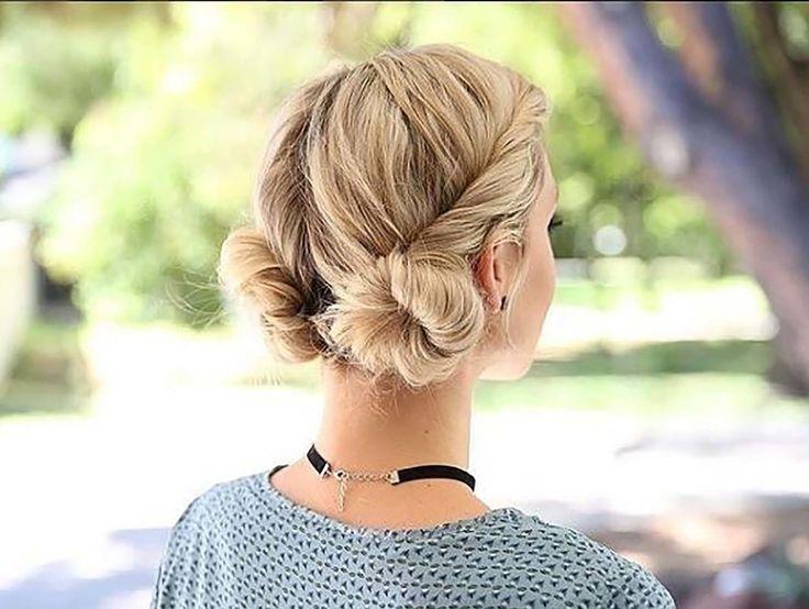 Está procurando por um penteado diferente? Conheça o macaron buns, o coque duplo que está conquistando as redes sociais e aposte você também! | All Things Hair - Dos especialistas em cabelos da Unilever