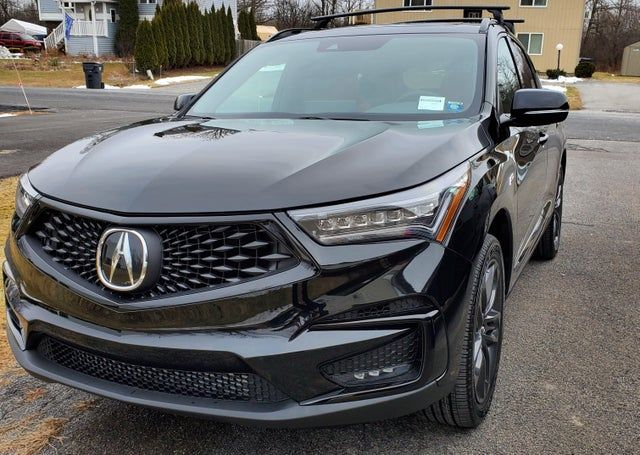 New Ride 2020 Rdx A Spec Awd Black W Red Interior Love Everything About It Acura In 2020 Acura Acura Mdx Awd