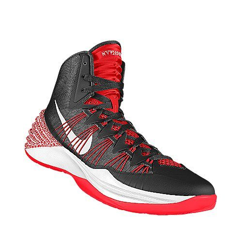 Nike Hyperdunk 2013 iD Basketball Shoe.