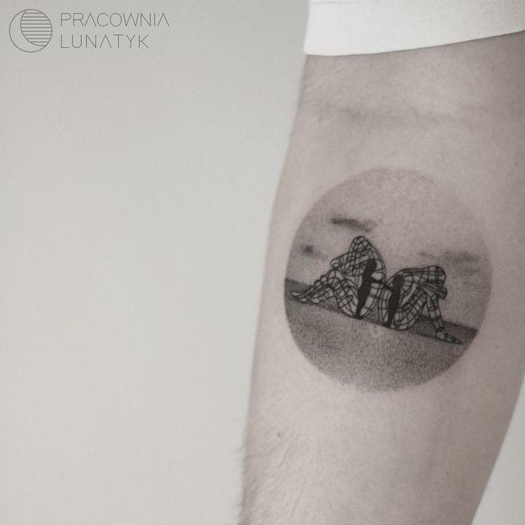 """Polubienia: 712, komentarze: 12 – Dawid Szubert (@dawidszubert_tat) na Instagramie: """"Alexander Milov #tatoo #tatt #tattoo #ink #inked #dotwork #picoftheday #art #tattooart…"""""""