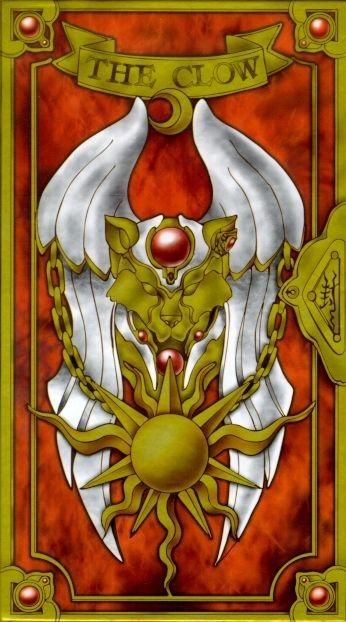CLAMP - Card Captor Sakura 【Clow's Book Cover】