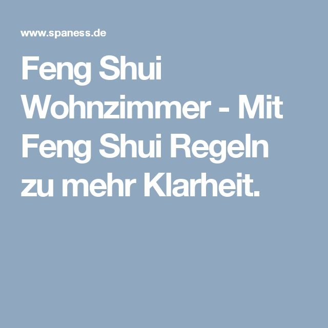Best 25 Feng Shui Wohnzimmer Ideas On Pinterest