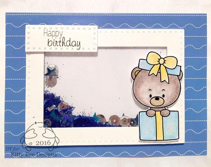 Kitty Bee Designs by Sasayaki Glitter