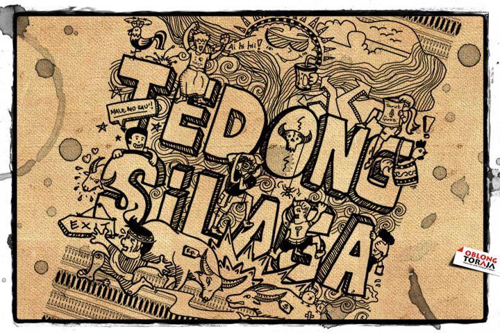 Sketching Tedong Silaga