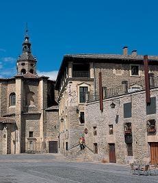 Plaza del Matxete, Vitoria-Gasteiz, Basque country, Spain