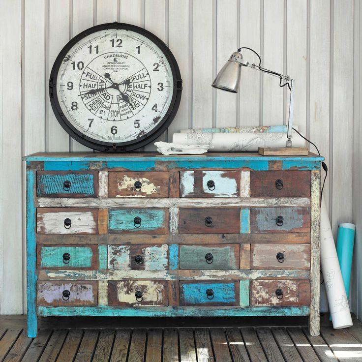 les 25 meilleures id es de la cat gorie comptoir bois. Black Bedroom Furniture Sets. Home Design Ideas