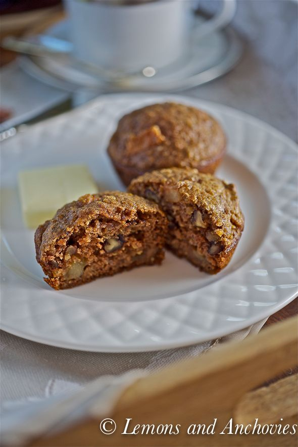 Apple-Pecan Quinoa Muffins-3