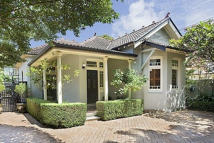 19 Darley Road, Randwick, is a fine example of the suburbs federation homes.