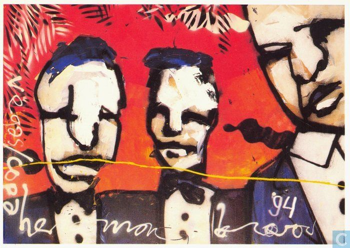 herman brood Vegas copa