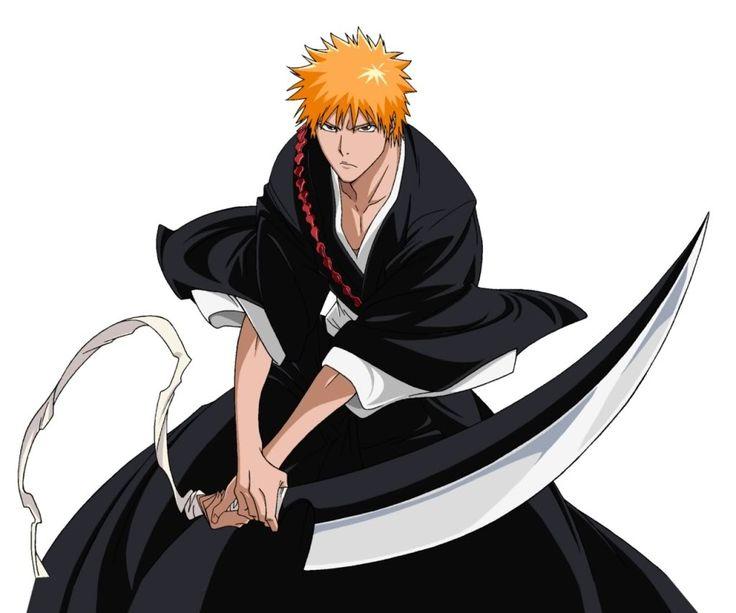 Ichigo Kurosaki  is a Human who has Shinigami powers. He is also a Substitute Shinigami. Ichigo is the son of Isshin and Masaki Kurosaki, and older brother of Karin and Yuzu.