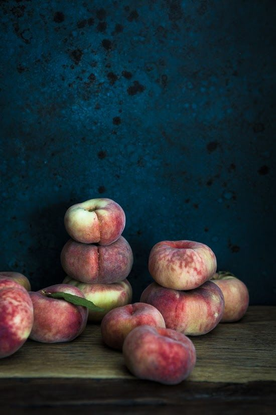 Studies have shown that peaches are a good source of fiber and antioxidants. Eating healthy, aint that a peach.
