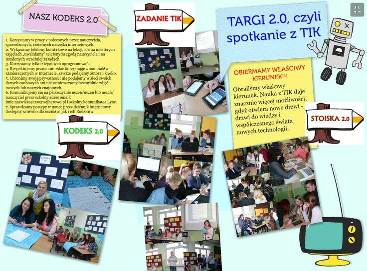 Glogster, czyli Targi 2.0 w wersji plakatowej.