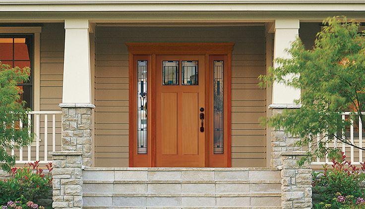 Craftsman Collection Wood Doors | Simpson Doors