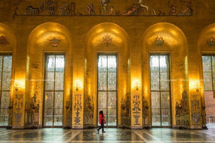 Golden Hall.