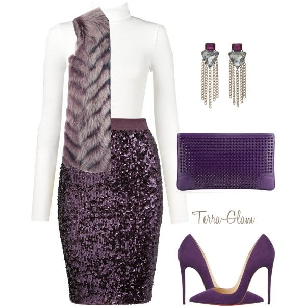 A fashion look from January 2016 featuring Hockley vests, By Malene Birger skirts and Christian Louboutin pumps. Browse and shop related looks.