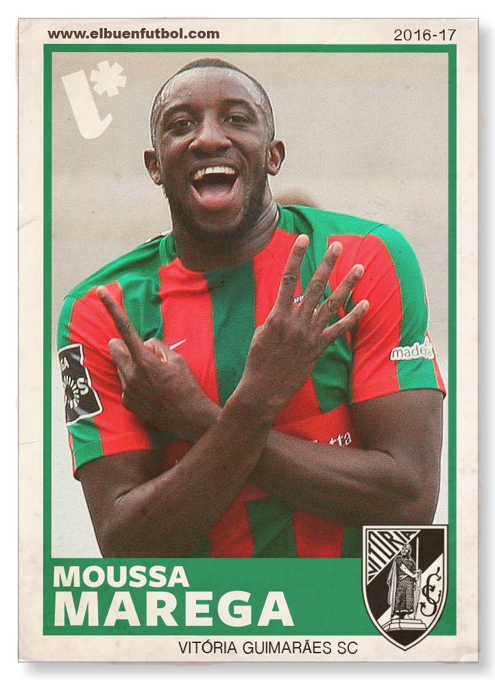 Moussa Marega. Vitoria Guimarães SC. Vive lo mejor de su carrera.
