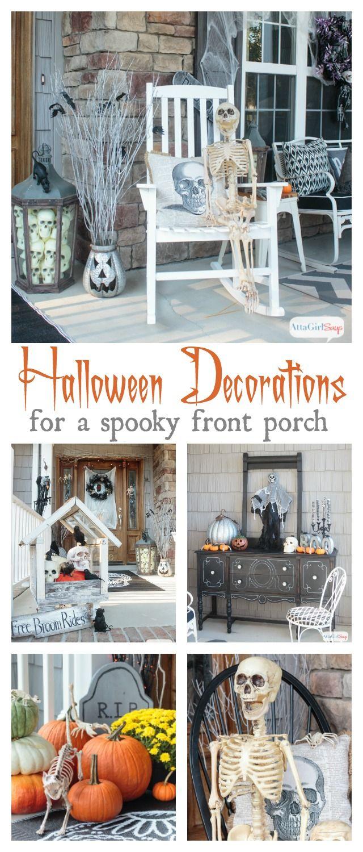 768 best Halloween Decor images on Pinterest Autumn Carnivals