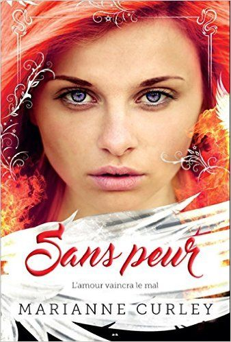 Fearless - Book 3 of The Avena Series in French for Canada