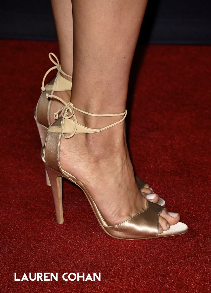 These are the most sought-after feet in Hollywood
