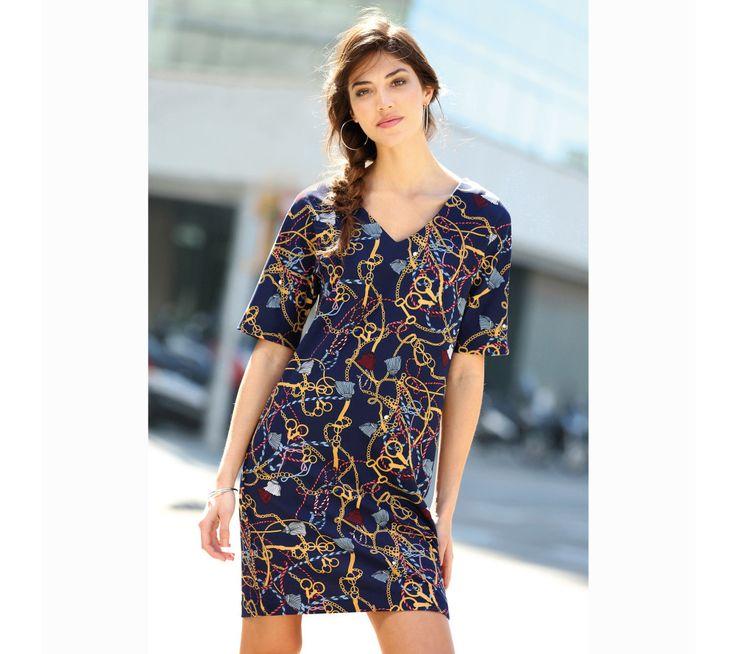 Krátke šaty s potlačou | modino.sk  #modino_sk #modino_style #style #fashion #newseason #autumn #fall