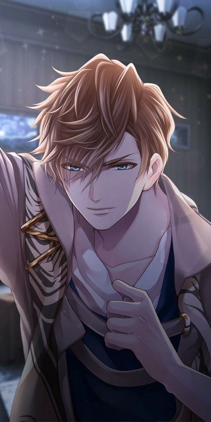 Ikemen Vampire Theodorus Van Gogh 2 In 2020 Handsome Anime Cute Anime Boy Handsome Anime Guys