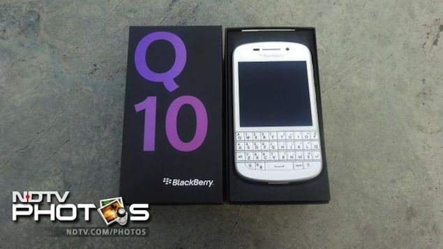 BlackBerry Q10 review   NDTV Gadgets