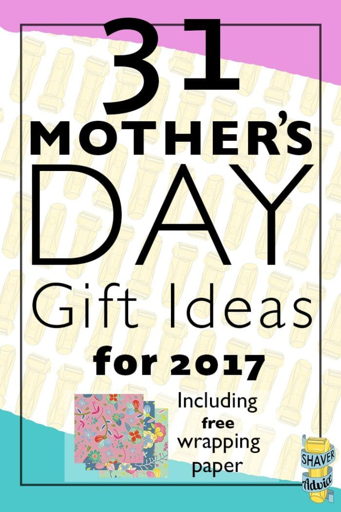 31 Mothers Day Gift Ideas | Mothers Day Gifts | Sporty gifts, tech gifts, domestic, luxe and crafty gifts - click through to see them all!