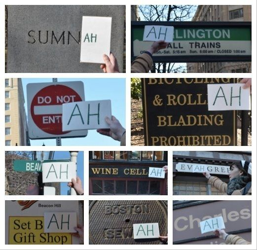 Learning (or losing) a Boston accent can be wicked hahd