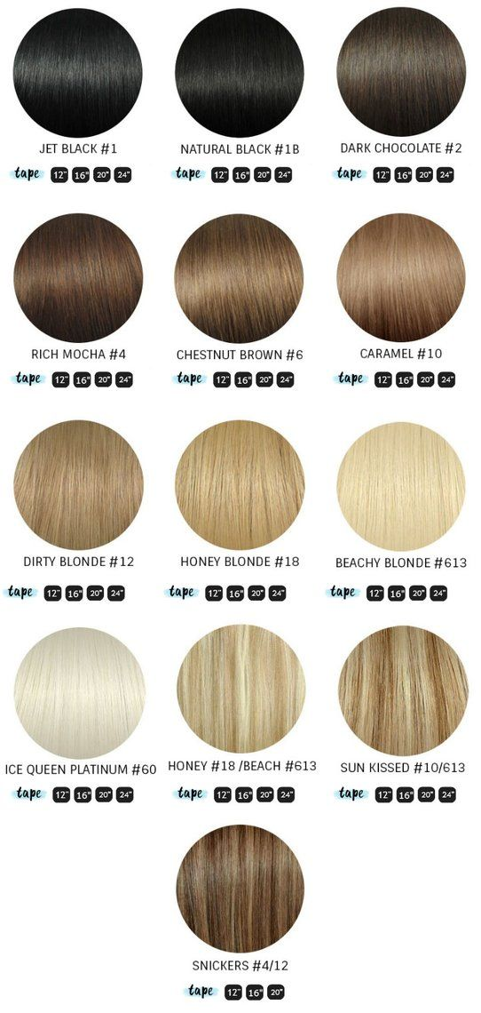 High Quality Tape hair extensions by ZALA
