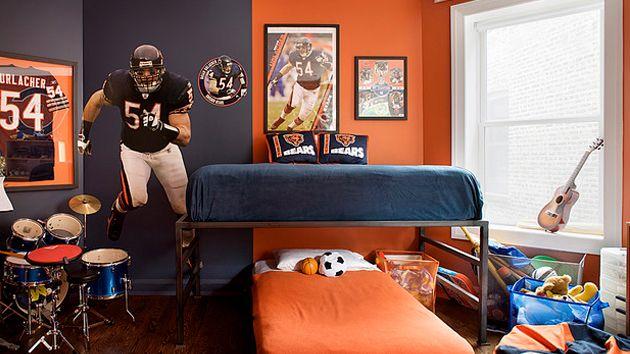 17 best images about bedroom ideas on pinterest duvet for Denver broncos bedroom ideas