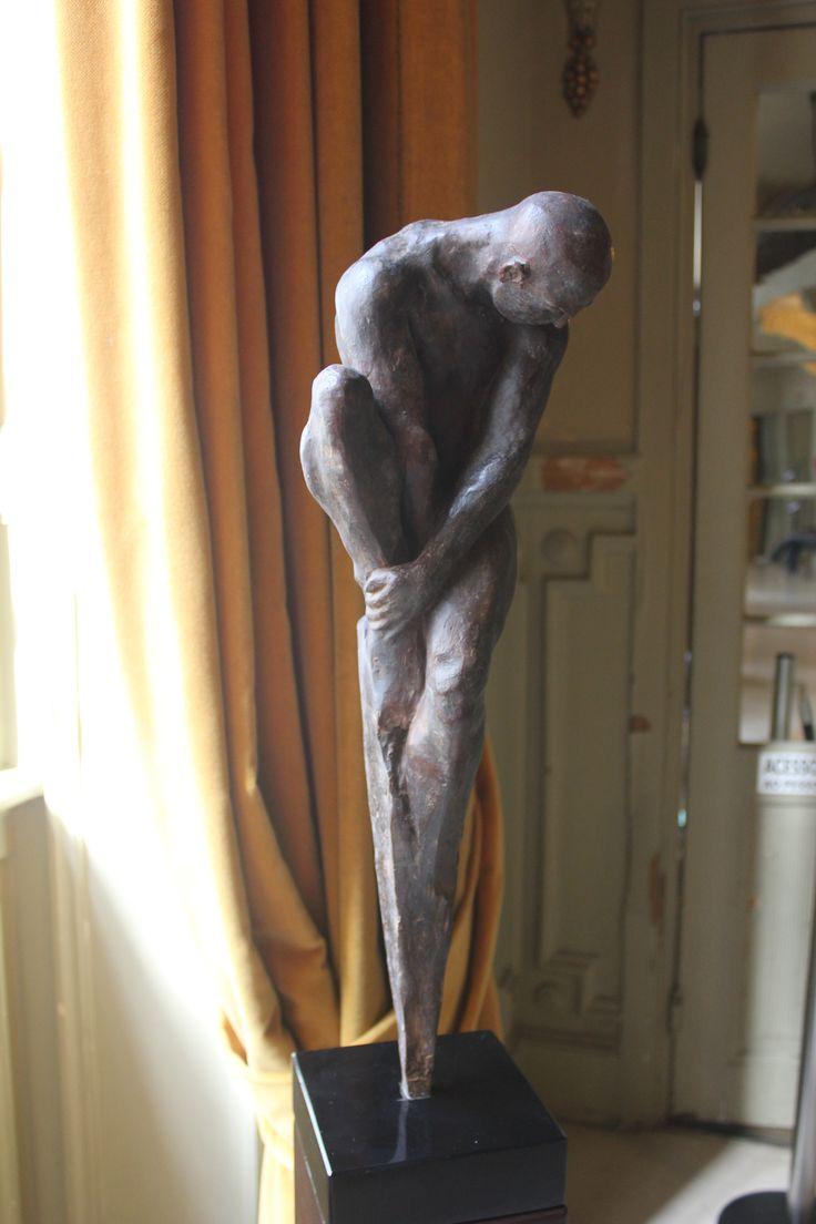 Guardião | Escultura de Rogério Timóteo
