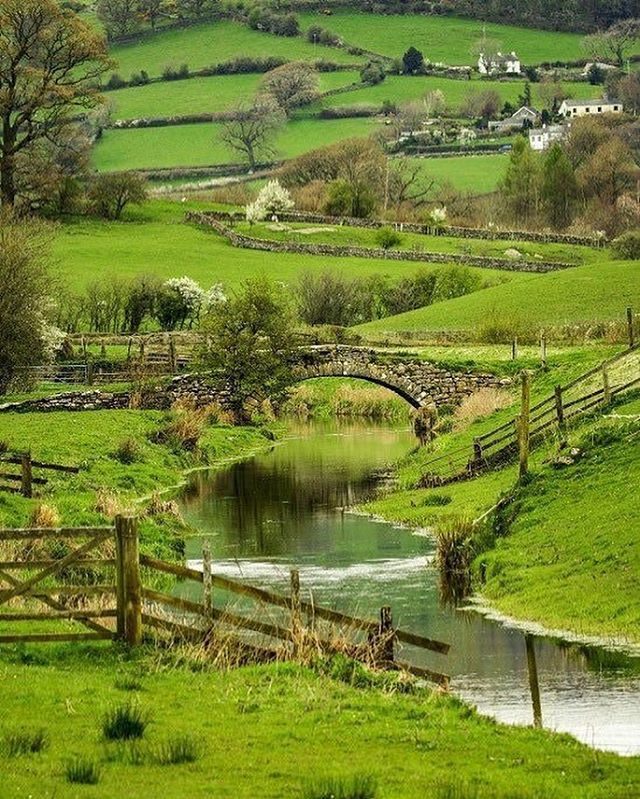 Lyth valley. Cumbria England 💚💚💚#lakedist…