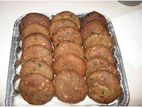 Pak Recipes: Shami Kabab (kebab) recipe