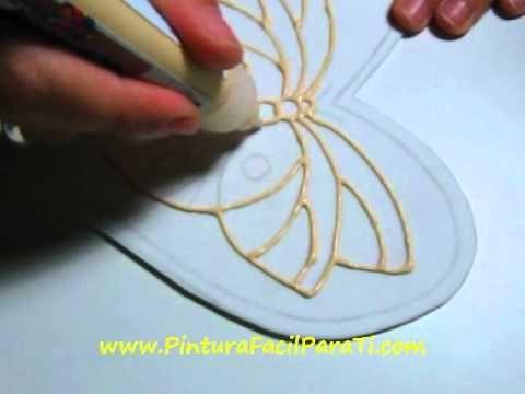 ▶ Como Pintar Corazones 1 - Pintura Facil Para Ti.wmv - YouTube