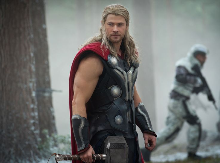 Chris Hemsworth Explains How Avengers: Age of Ultron Is Lighter Than Thor: The Dark World—Watch the Video Now!  Marvel's Avengers: Age Of Ultron, Chris Hemsworth