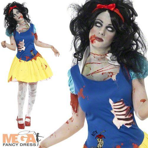 snow white zombie costume - Google Search