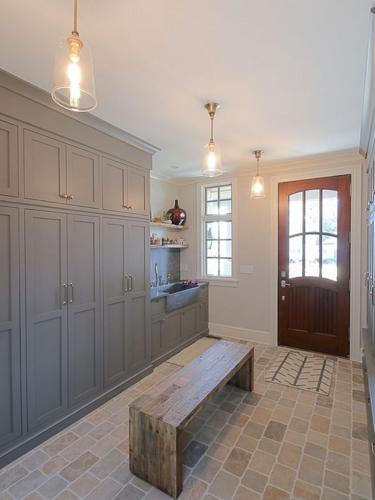29+ Smart Mudroom Ideas to Enhance Your Home | Laundry ...